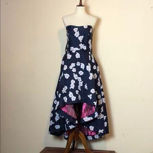 Shoshanna Paladina High Low Dress